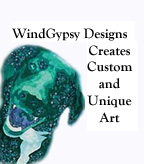 WindGypsy Designs Custom and Unique Art